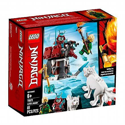 LEGO Ninjago - A Viagem de Lloyd - 70671