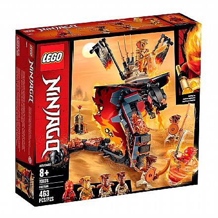 LEGO Ninjago - Serpente de Fogo - 70674