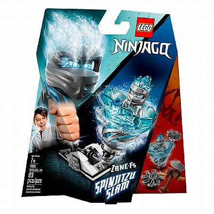 LEGO Ninjago - Lançador Spinjitzu: Zane - 70683