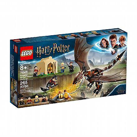 LEGO Harry Potter - Torneio Tribruxo de Rabo Córneo Húngaro - 75946