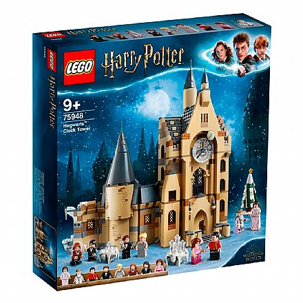 LEGO Harry Potter: A Torre do Relógio de Hogwarts - 75948