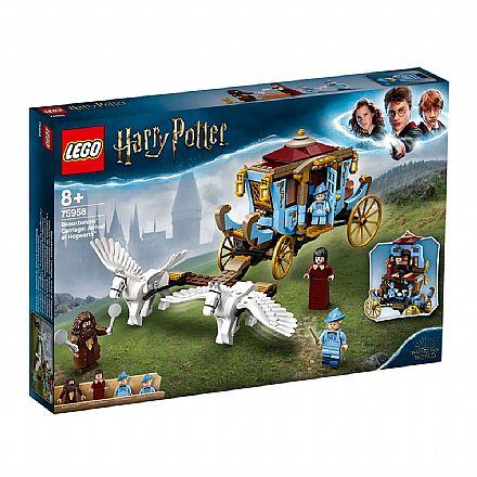 LEGO Harry Potter - Carruagem de Beauxbatons: Chegada a Hogwarts - 75958
