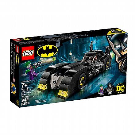 LEGO DC Super Heroes - Batmóvel: Perseguição ao Coringa - 76119