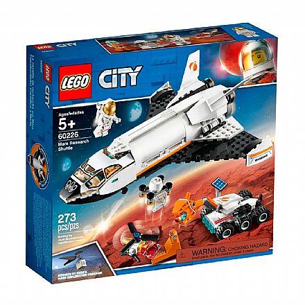 LEGO City - Ônibus de Pesquisa em Marte - 60226