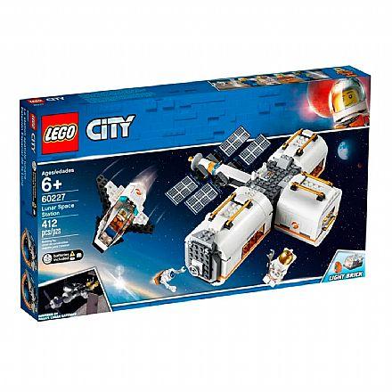 LEGO City - Estação Espacial Lunar - 60227
