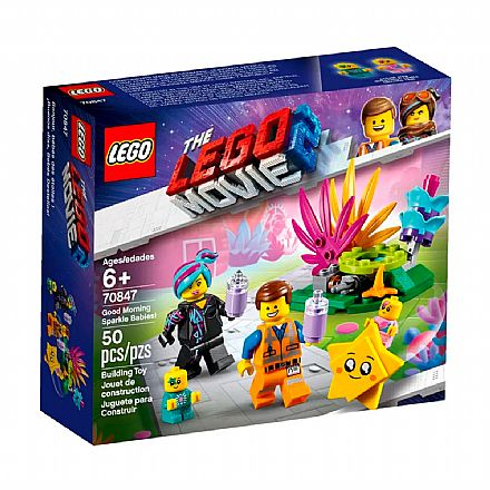 LEGO The Movie - Bebês Brilhantes - 70847