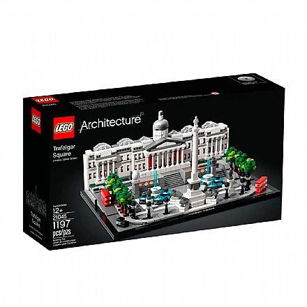 LEGO Architecture - Praça Trafalgar - 21045