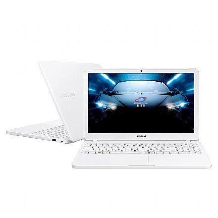 "Notebook Samsung Expert X40 - Tela 15.6"" HD, Intel i5 8265U, 12GB, HD 1TB, GeForce MX110 2GB, Windows 10 - Branco - NP350XBE-XD2BR"