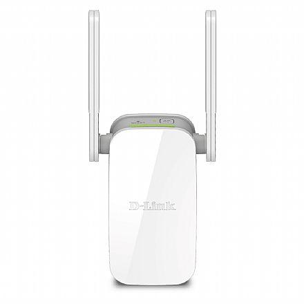 Extensor de Alcance Wi-Fi D-Link DAP-1530 AC750 - Dual Band 2.4 GHz e 5 GHz - Repetidor de Sinal e Access Point - com Porta RJ45