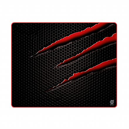 Mouse Pad Nightmare Speed Dazz - Medio - 240 x 320mm - 624905