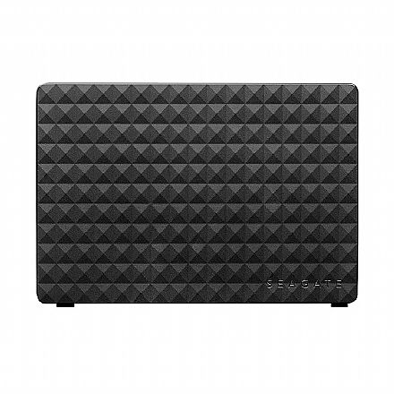 HD Externo 6TB Seagate Expansion - USB 3.0 - STEB6000403