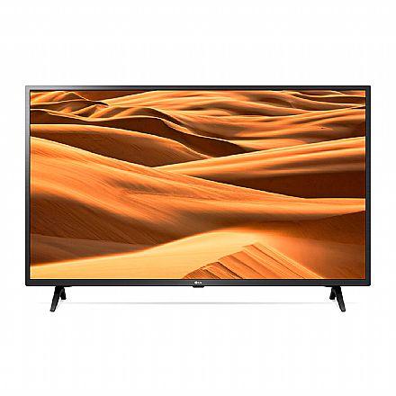 """TV 43"""" LG 43UM7300PSA - Smart TV - 4K Ultra HD - Inteligência Artificial ThinQ AI - WebOs 4.5 - Wi-Fi e Bluetooth integrados - HDMI/USB"""