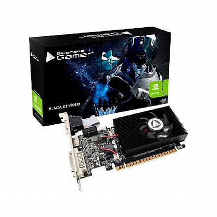GeForce GT 730 2GB GDDR3 128bits - Bluecase - BP-GT730-2GD3D1