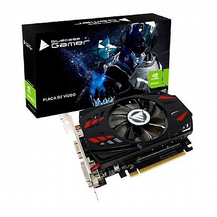 GeForce GT 740 2GB GDDR5 128bits - Bluecase - BP-GT740-2GD5D1