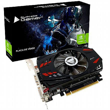 GeForce GTX 750 2GB GDDR5 128bits - Bluecase - BP-GTX750-2GD5D1