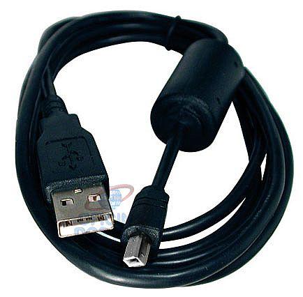Cabo USB para Impressora - AM/BM - Versão 2.0 High Speed - 5 metros - Com Filtro