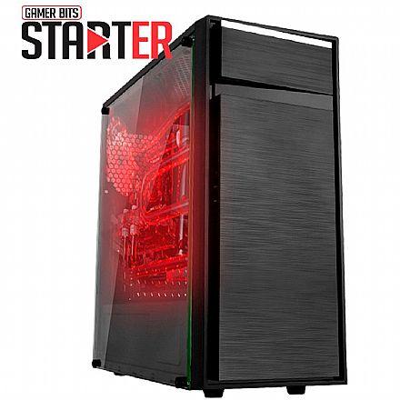 PC Gamer Bits Starter - AMD FX-4300, 8GB, SSD 240GB, Geforce GTX 550 Ti