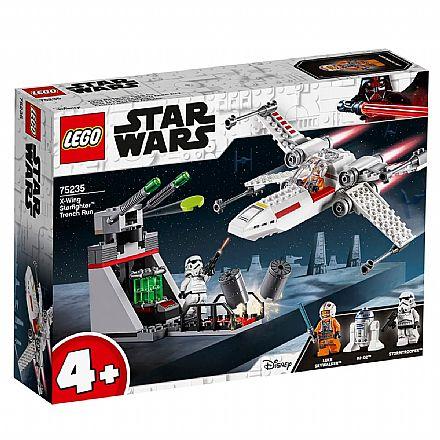 LEGO Star Wars - 4+ X-Wing Starfigher - 75235