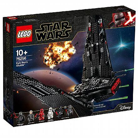 LEGO Star Wars - Onibus Espacial do Kylo Ren - 75256