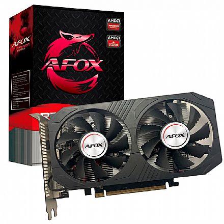 AMD Radeon RX 560 4GB GDDR5 128bits - AFOX AFRX560D-4096D5H4-V2