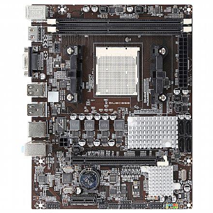 Bluecase BMB78-D1 (AM3+ - DDR3 1600) Chipset AMD 760G - Micro ATX