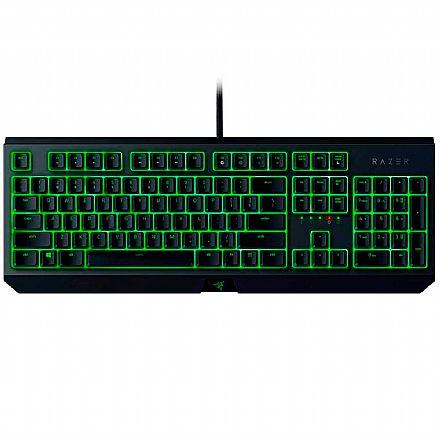 Teclado Mecânico Razer BlackWidow Essential - LED Verde - Switch Razer Green - US-RZ03-02630200-R3U1