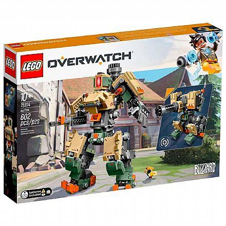 LEGO Overwatch - Bastion - 75974