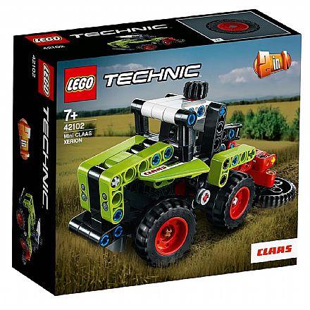 LEGO Technic - Mini CLAAS XERION - 42102