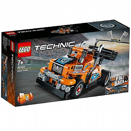 LEGO Technic - Caminhao de Corrida - 42104