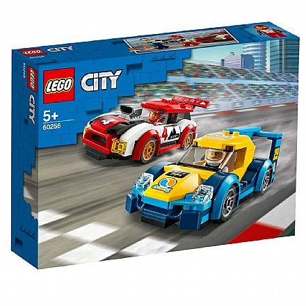 LEGO City - Carros de Corrida - 60256