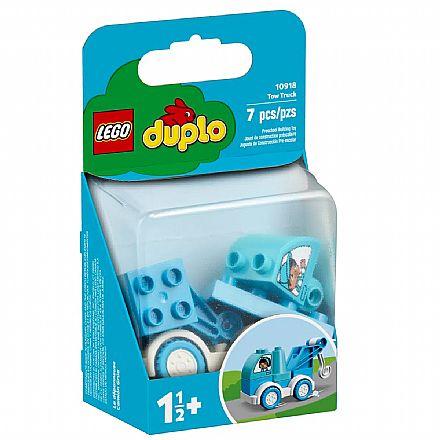 LEGO Duplo - Caminhao de Reboque - 10918