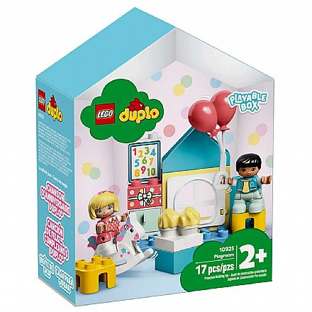 LEGO Duplo - Sala de Recreacao - 10925