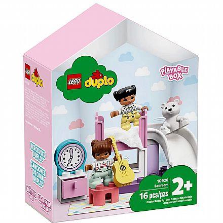 LEGO Duplo - Quarto - 10926