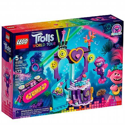 LEGO Trolls - World Tour - Festa de Dança Techno no Recife - 41250