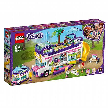 LEGO Friends - Onibus da Amizade - 41395