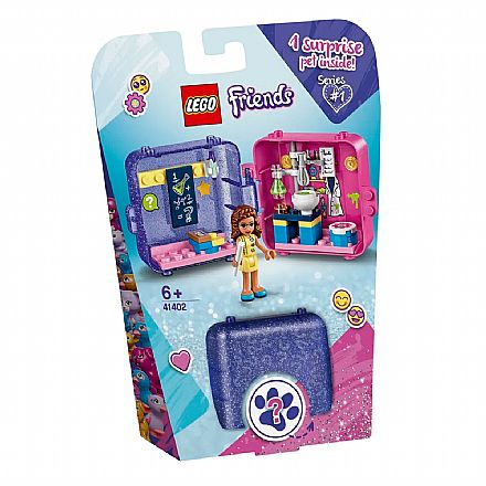 LEGO Friends - Cubo de Brincar da Olivia - 41402