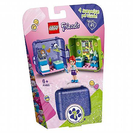 LEGO Friends - Cubo de Brincar da Mia - 41403