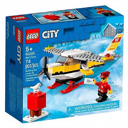 LEGO City - Avião Correio - 60250