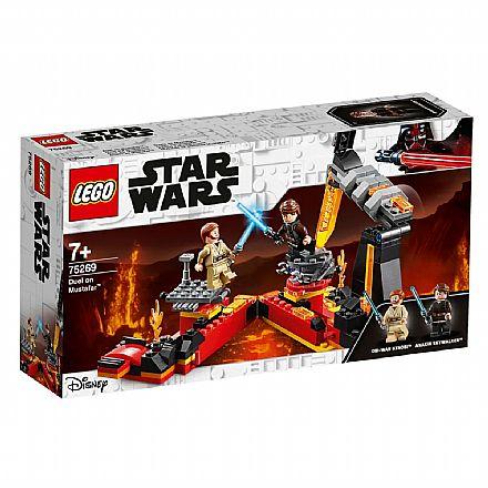 LEGO Star Wars - Disney - Duelo em Mustafar - 75269