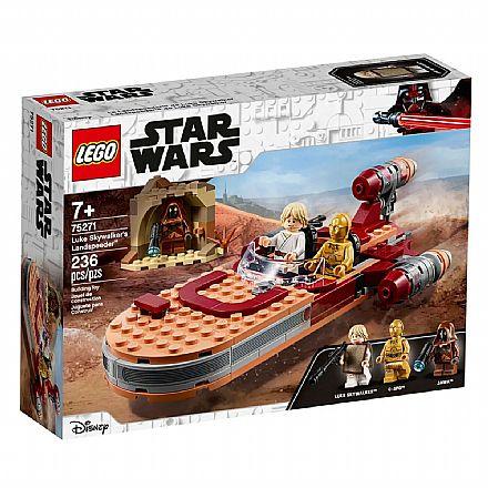 LEGO Star Wars - Disney - O Landspeeder de Luke Skywalker - 75271
