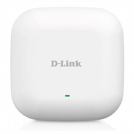Access Point D-Link DAP-2230 - Wireless N - PoE - 300Mbps - Montável em Teto ou Parede