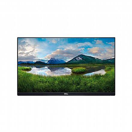 """Monitor 21.5"""" Dell P2219H Profissional (Sem Suporte) - Full HD IPS - Furação VESA - USB - Outlet - Garantia 90 dias"""