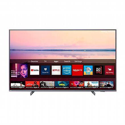"TV 55"" Philips 55PUG6794 - Smart TV - 4K Ultra HD - Wi-fi Integrado - Conversor Digital Integrado - Bluetooth - HDMI"