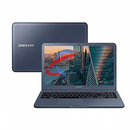 "Notebook Samsung Expert X50 - Tela 15.6"", Intel i7 8565U, 20GB, SSD 240GB, GeForce MX110 2GB, Windows 10 Professional - NP350XBE-XB2BR"