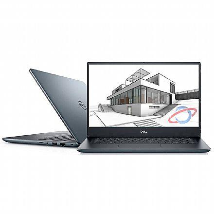 "Notebook Dell Vostro 5490 - Tela 14"" Full HD, Intel i7 10510U, 16GB, SSD 256GB, GeForce® MX230, Windows 10 Pro, Leitor de digital - Outlet"