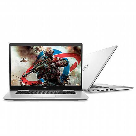 """Notebook Dell Inspiron i15-7580-M10S - Tela 15.6"""" Infinita Full HD, Intel i5 8265U, 8GB, HD 1TB, GeForce MX150 2GB, Windows 10"""