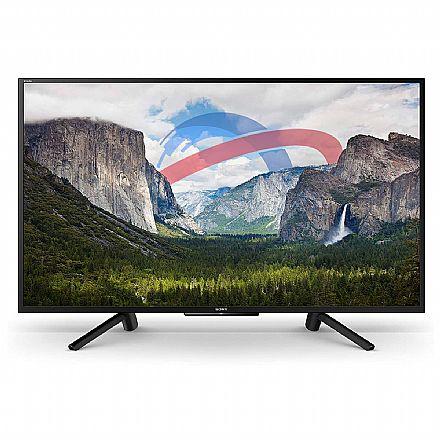 "TV 43"" Sony KDL-43W665F - Smart TV - Full HD - HDR10 - X-RealityPRO - X-Protection PRO - Wi-Fi - HDMI / USB"