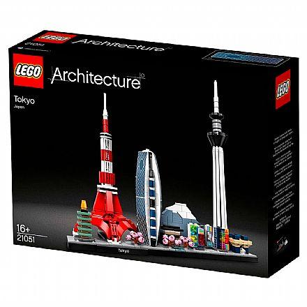 LEGO Architecture - Tóquio - 21051