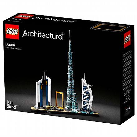 LEGO Architecture - Dubai - 21052