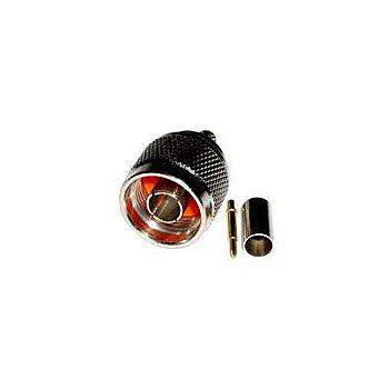 Conector N Macho RGC 58 - Para Pig Tail